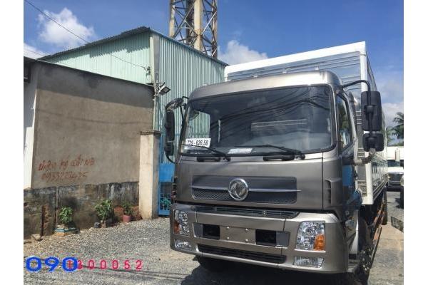 Xe Dongfeng 6.7 tấn thùng 9.3 mét