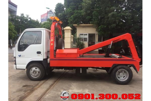 Xe cứu hộ giao thông Isuzu 3.5 tấn
